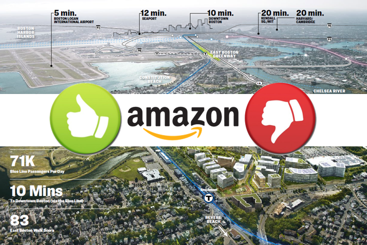 The Amazon Impact: What the Move Could Mean for Business