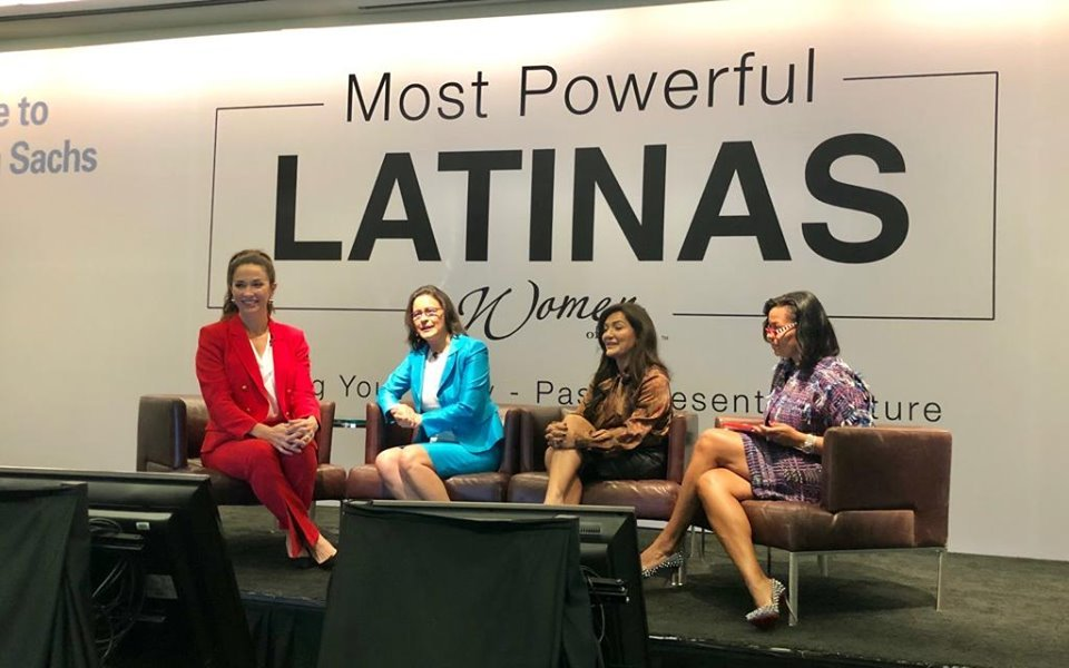 Celebrating Fortune Magazine's 50 Most Powerful Latinas