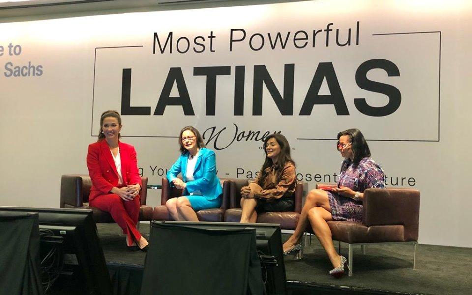 Celebrating Fortune Magazine's 50 Most Powerful Latinas