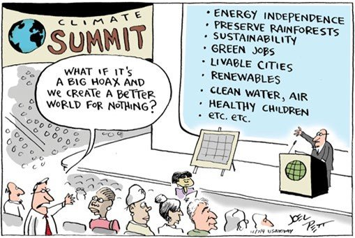 Communicating Climate Efforts in the Wake of the IPCC Report