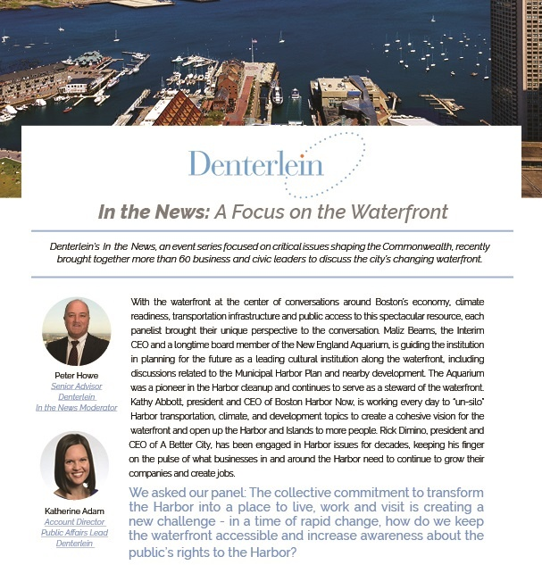 Issue Brief: Boston Harbor