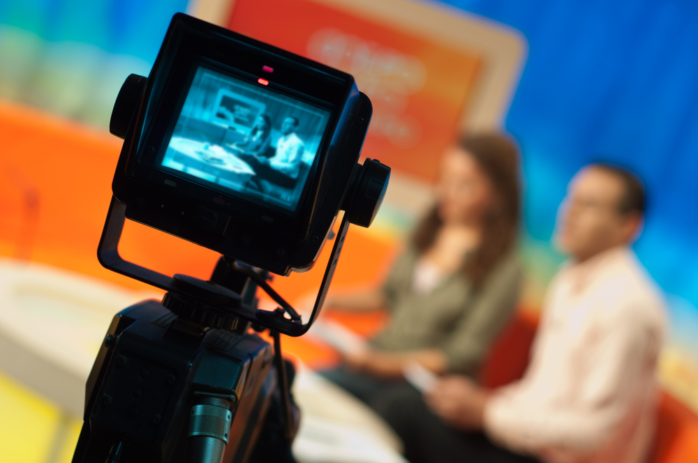 Storytelling and Visuals: TV is Still The Top News Resource